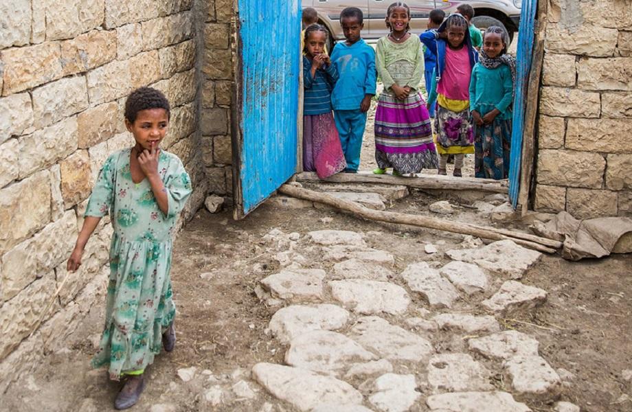 Cerca de 350 mil pessoas vivem em situação de fome em Tigré, na Etiópia