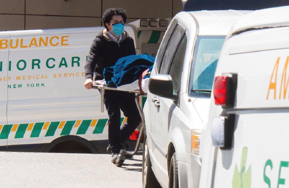 ONU: Casos e mortes por Covid-19 caem em todo o mundo, diz OMS