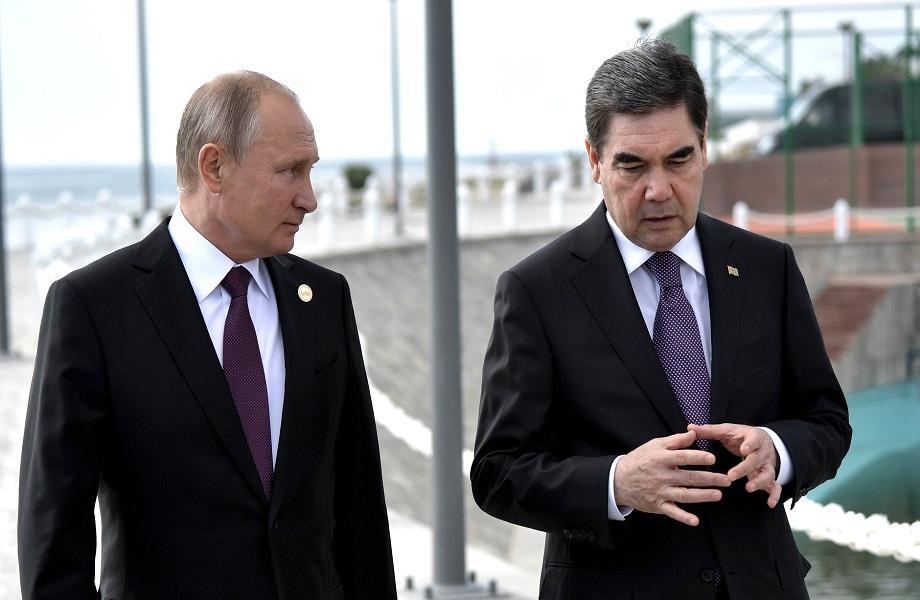 No Turcomenistão, filho de presidente acumula cargos e se prepara para chefia