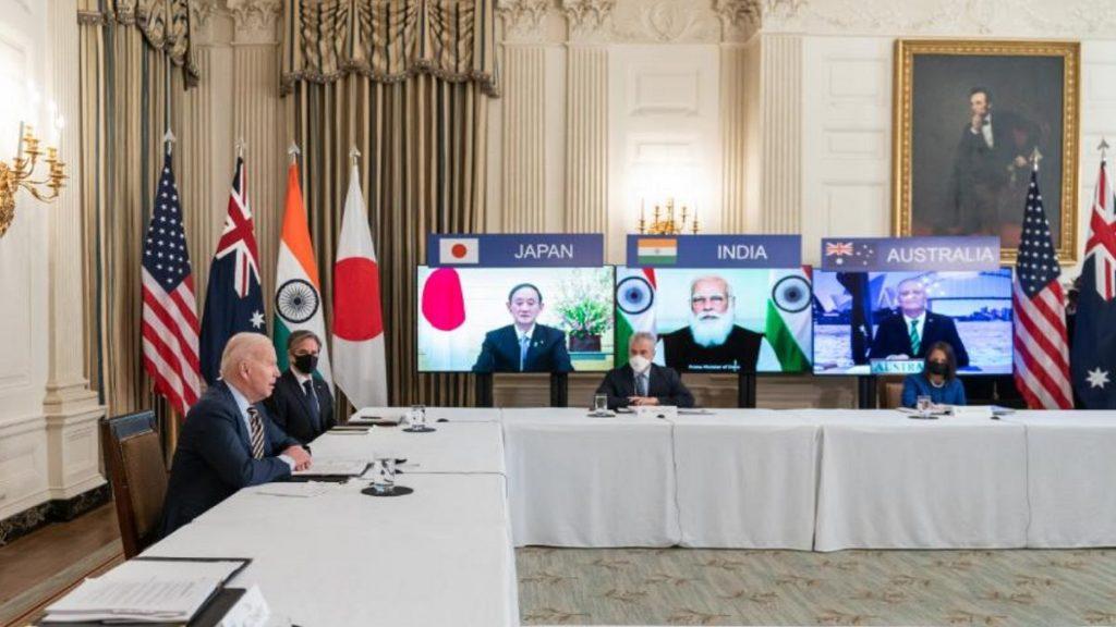 ARTIGO: Biden impulsiona o Quad, uma 'mini-Otan' no Indo-Pacífico