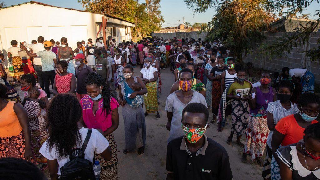 ONU: Famílias em Moçambique abrigam deslocados de Cabo Delgado