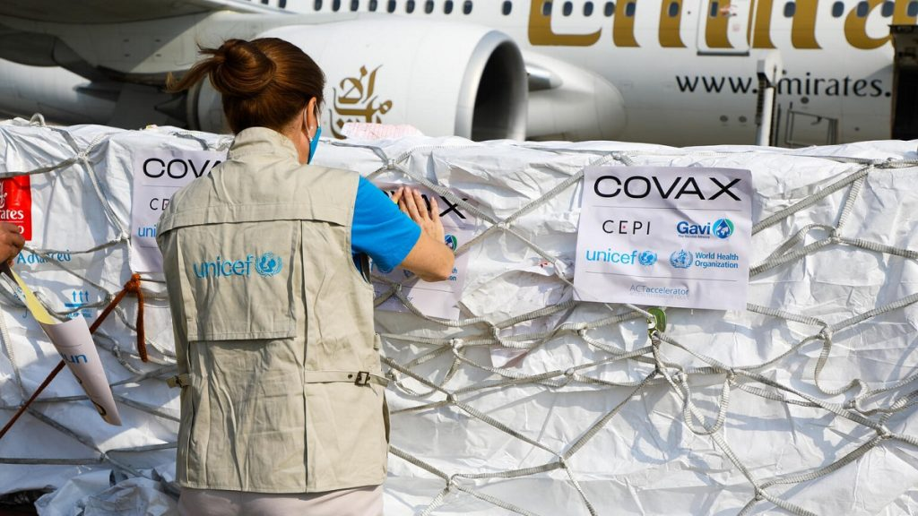 ONU: Fundo contra Covid-19 completa um ano com demanda de financiamento