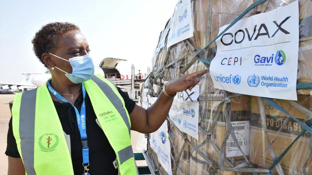 ONU: Acordo facilita envio de 400 milhões de vacinas à África
