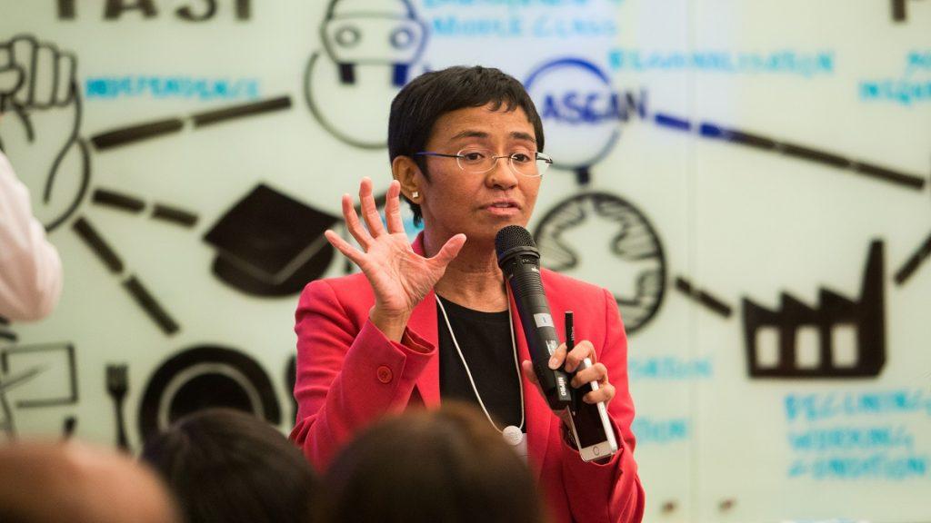 ONU: Jornalista Maria Ressa das Filipinas receberá Prêmio de Liberdade de Imprensa
