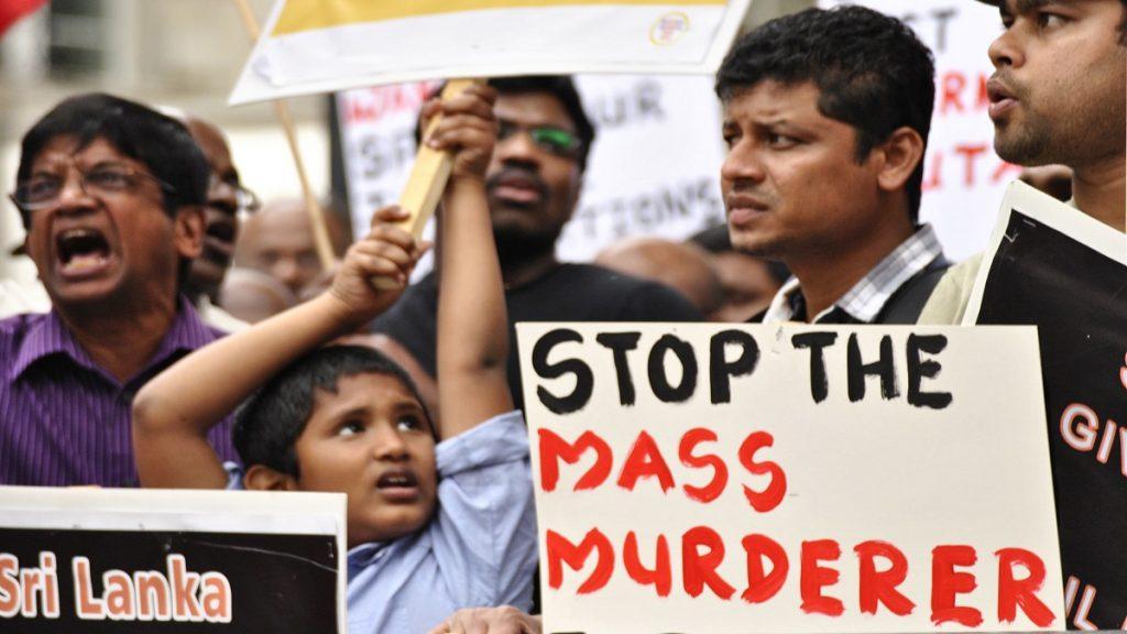 Sri Lanka prepara proibição de 11 grupos extremistas