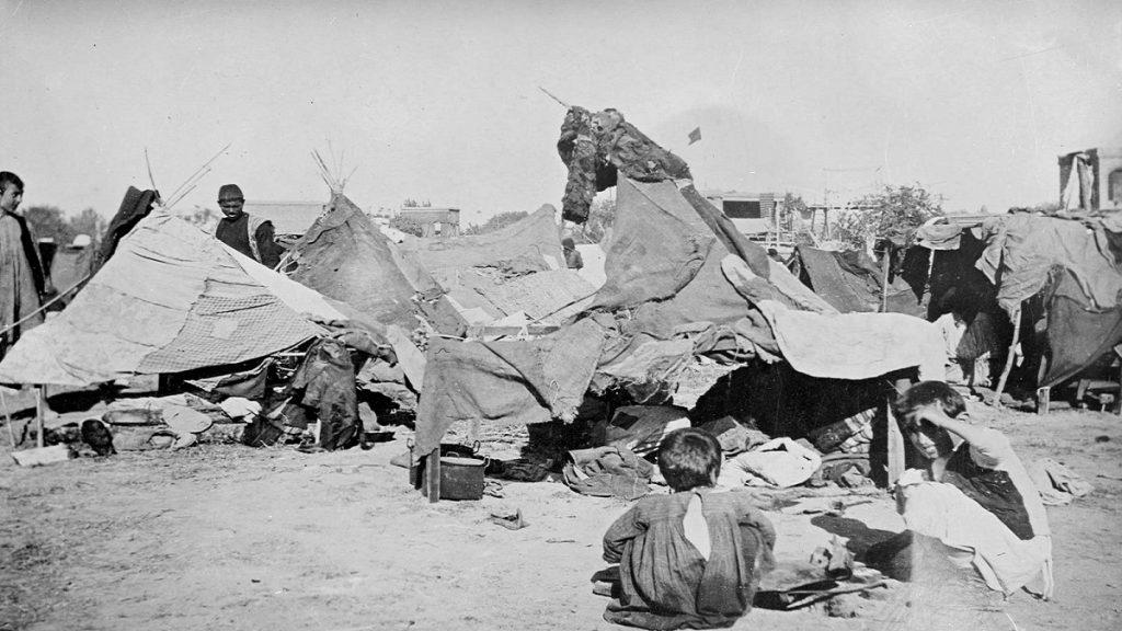 Biden reconhece genocídio armênio pelos turcos em 1915