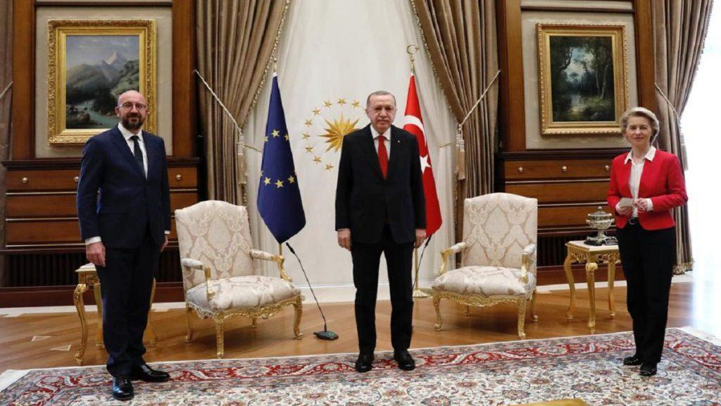 Reunião de UE e Turquia pode inaugurar conciliação após recuo mútuo