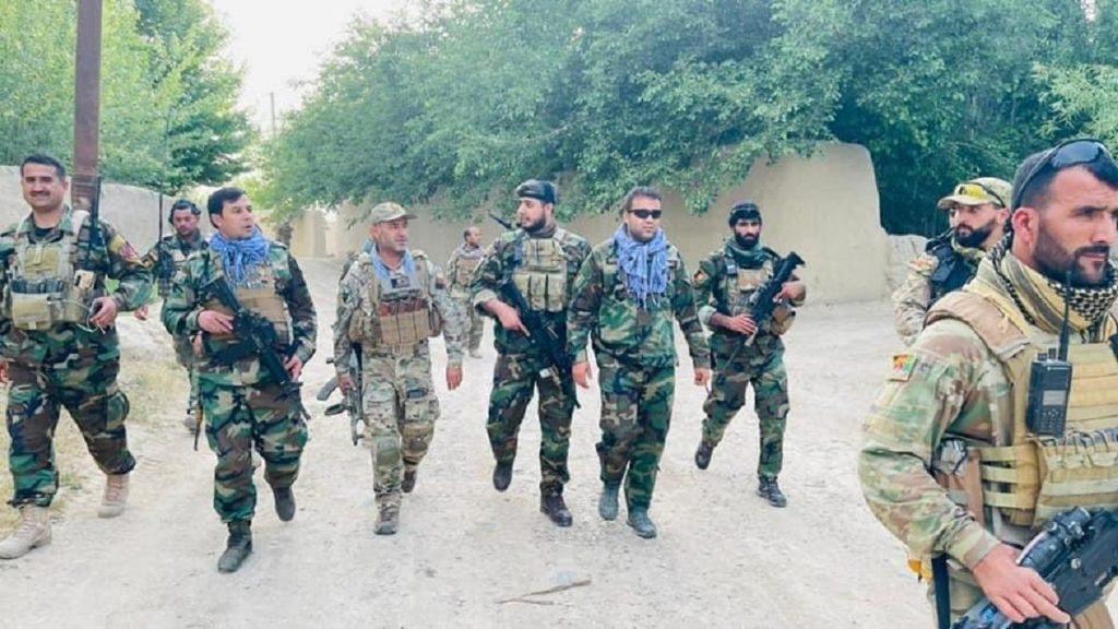 Ofensiva militar executa 135 membros do Taleban em 24 horas, diz Cabul