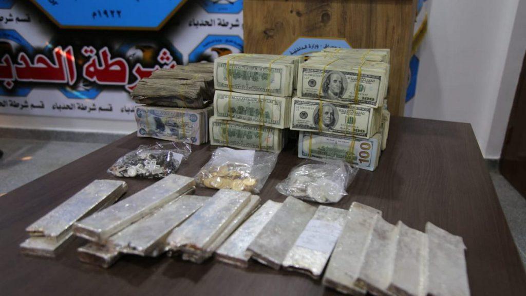 Iraque confisca 'tesouro' do Estado Islâmico estimado em US$ 1,6 milhão
