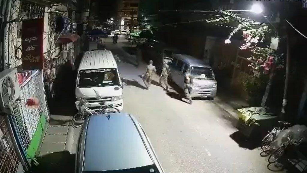 Como imagens de câmeras de vigilância estão ajudando a expor a repressão em Mianmar