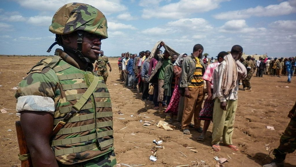 Exército executa dez militantes do Al-Shabaab na região central da Somália