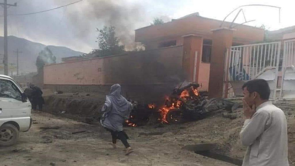 Ghani e Taleban ordenam cessar-fogo após ataque com  mais de 60 mortos em escola de Cabul