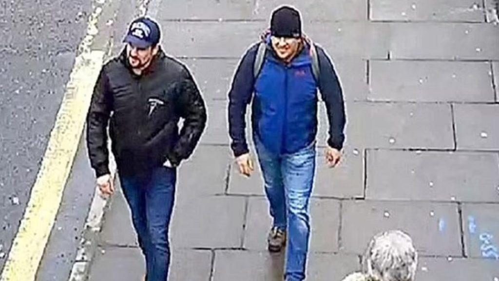 Espiões acusados de envenenar Skripal são promovidos a 'representantes' do Kremlin