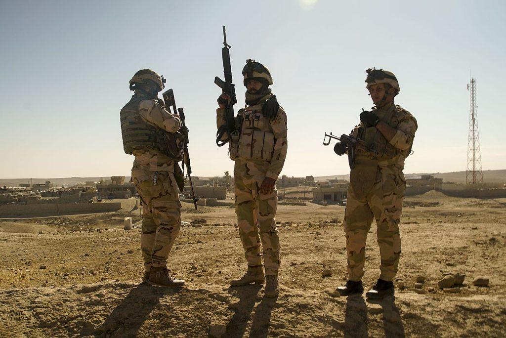 Iraque anuncia a captura do 'Emir de Bagdá', proeminente figura do EI no país