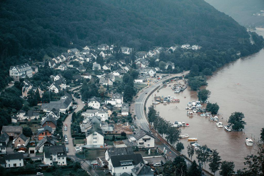 Fenômenos ligados à água são principal causa de desastres dos últimos 50 anos