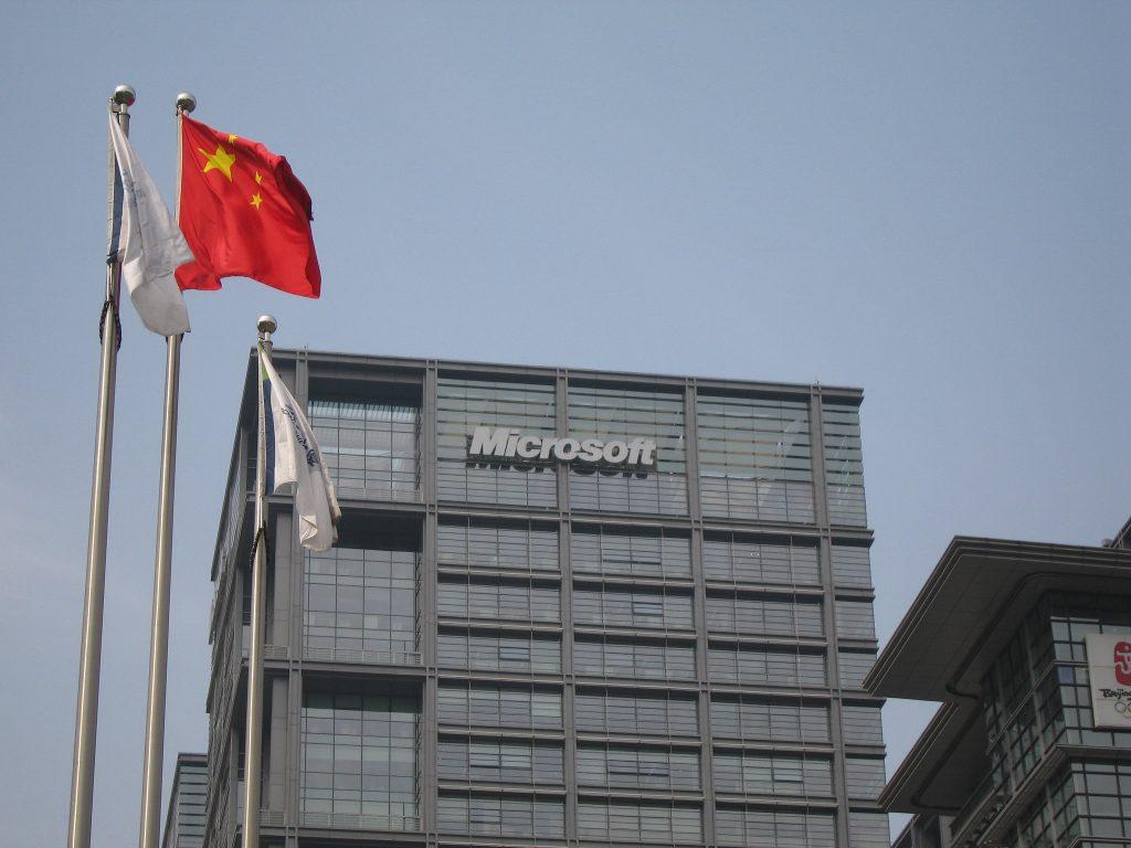 Países formalizam acusação contra a China por ataque a servidores da Microsoft