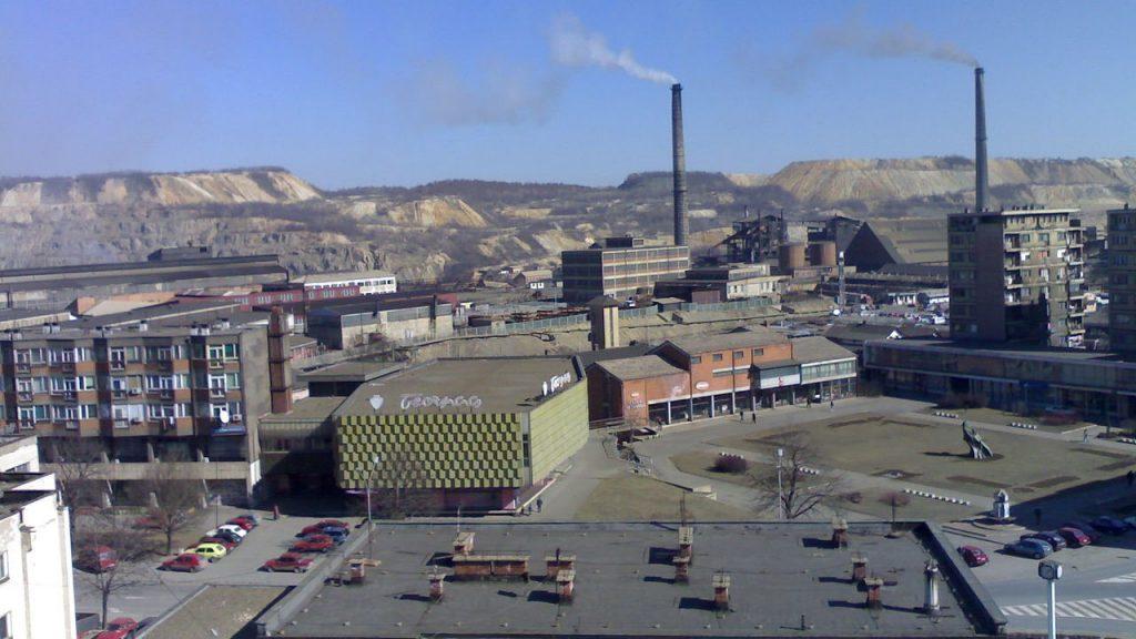 Sede de mineradora chinesa, cidade sérvia ultrapassa limite legal de poluição do ar