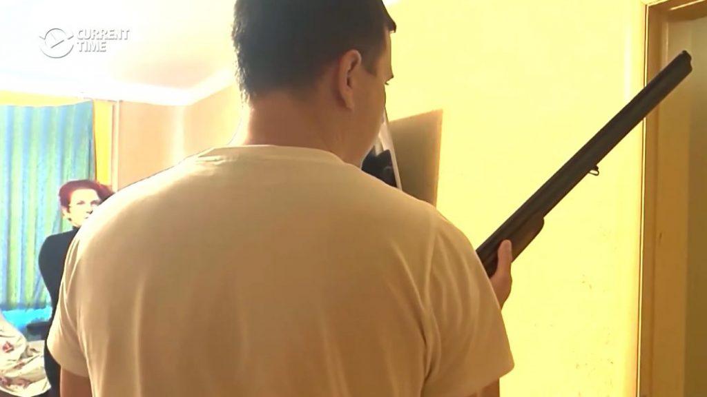 KGB belarussa exibe vídeo com troca de tiros que teria matado agente e 'terrorista'