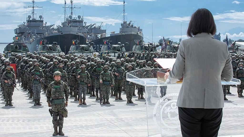 EUA e França reagem à incursão da força aérea chinesa no espaço aéreo de Taiwan